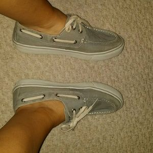 Sperry  top siders used